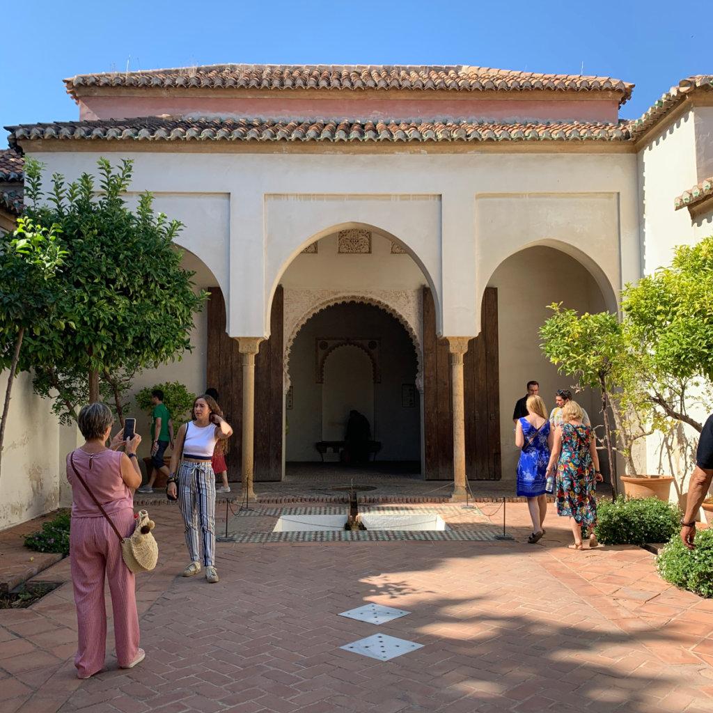 week-end-abs-malaga - el alcazaba - intérieur